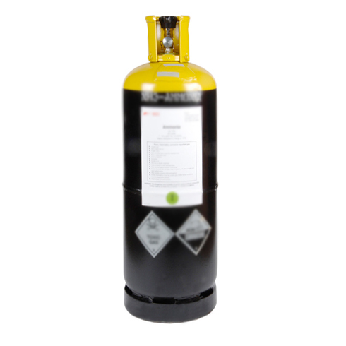 Anhydrous Ammonia In Cylinders (50 kgs)