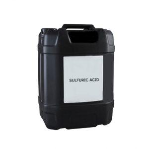 Sulfuric Acid In Carboys(35kgscby)