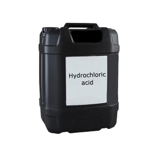 Hydrochloric Acid In Carboys(35kgscby)
